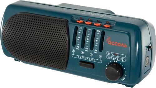 Радиоприёмник АССОЛЬ РП201 5